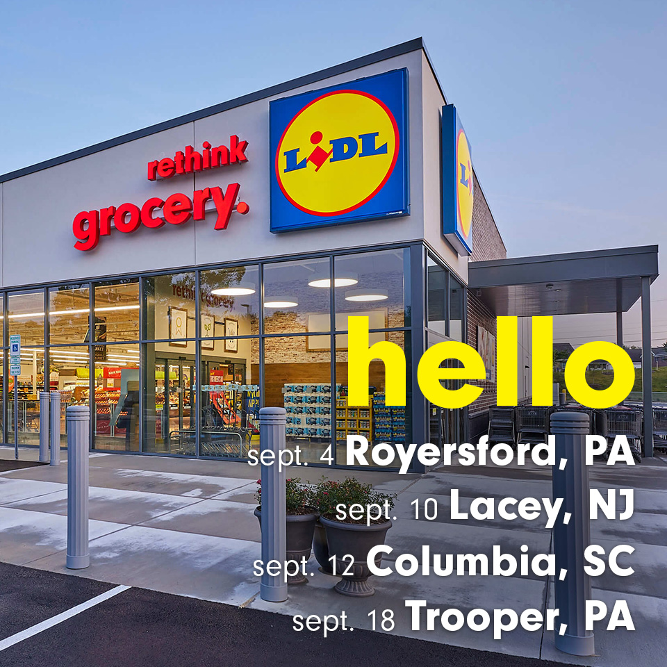 Grand Openings | Quality Products Low Prices | Lidl US