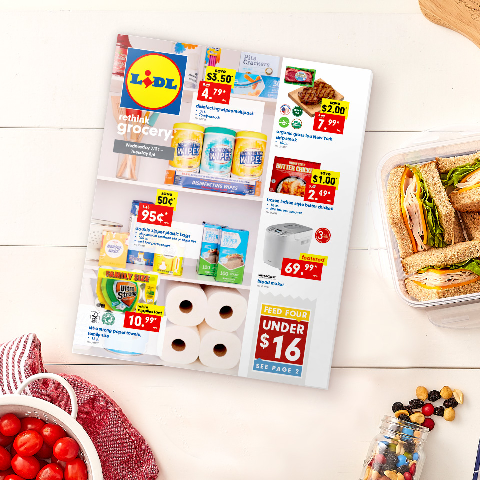 Grocery Store | Low Prices | Lidl US