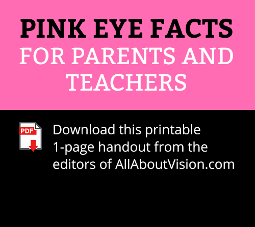 Promo: Pink Eye Facts