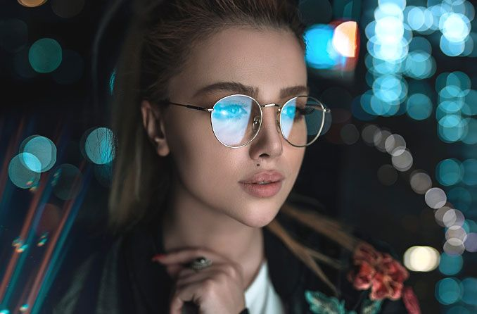 These cheap prescription glasses actually look good!
