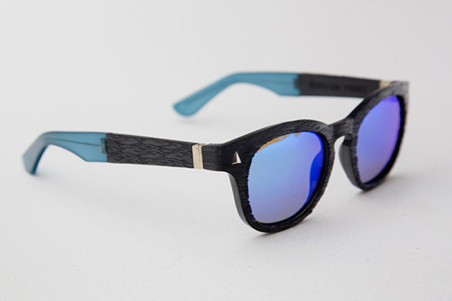Norton Point blue sunglasses
