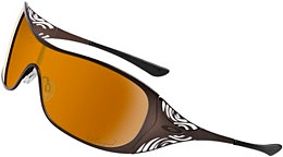 Bronze Oakley sunglasses