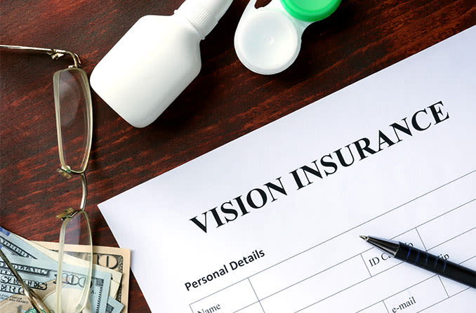 vision insurance form coverage for lasik