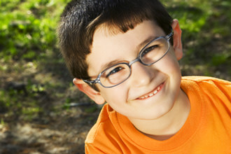 Quality children's eyeglasses