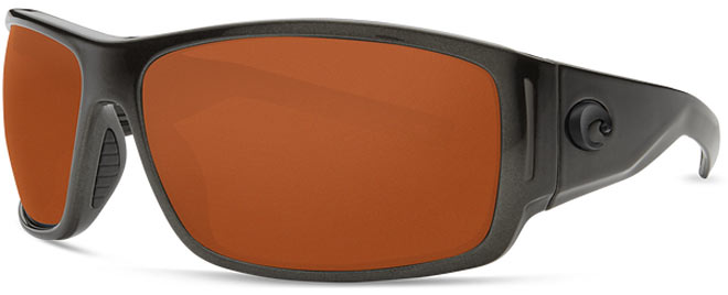 Costa sunglasses with bown lenses