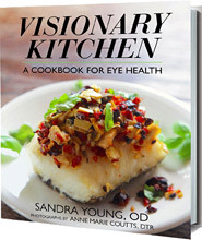 Visionary kitchen book