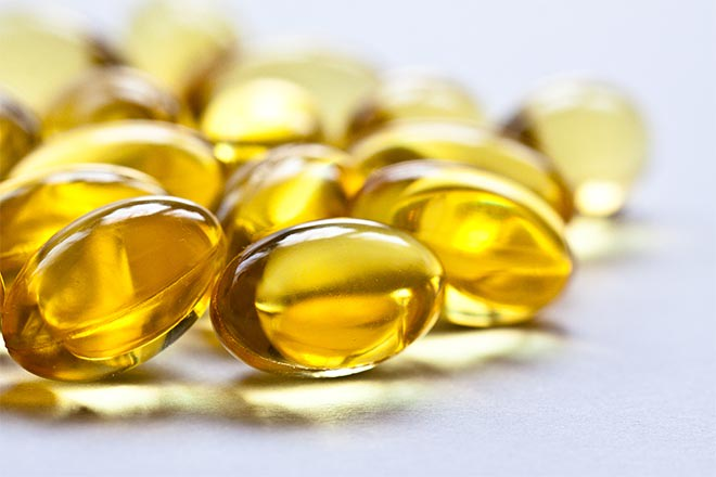 Yellow nutritional supplements