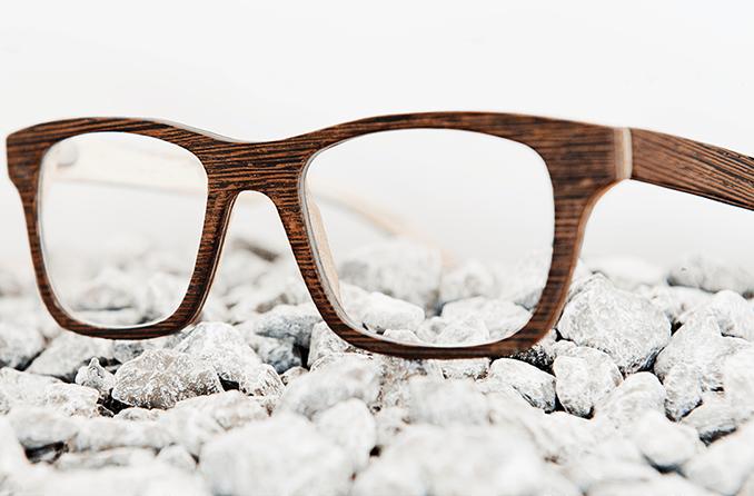 Eyeglass frame materials: Metal, plastic and unusual