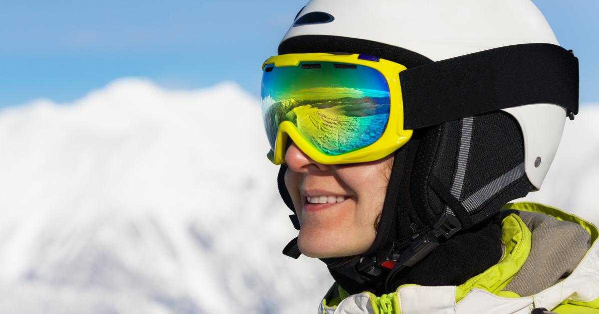 Snow blindness: How to prevent sunburned eyes