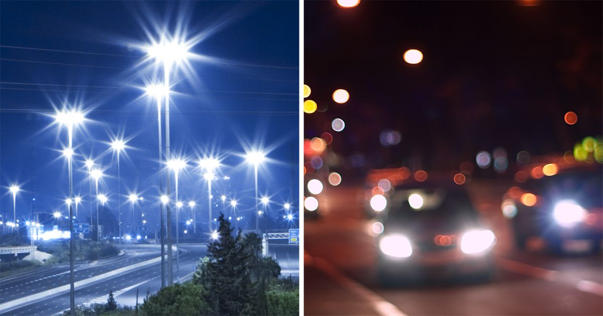 lasik complications: starbursts and glare at night