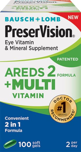 PreserVision supplement