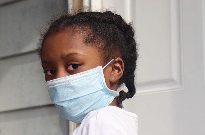 Coronavirus-exposed children may show signs of Kawasaki disease