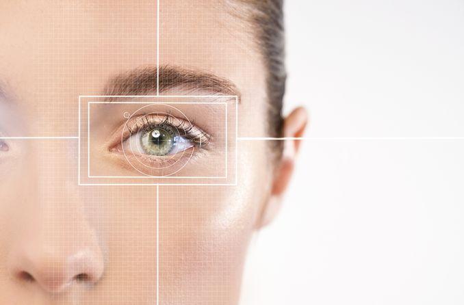 Retina del ojo
