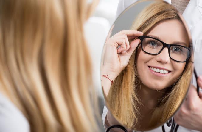 Compra de óculos