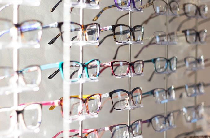 gözlük sıraları