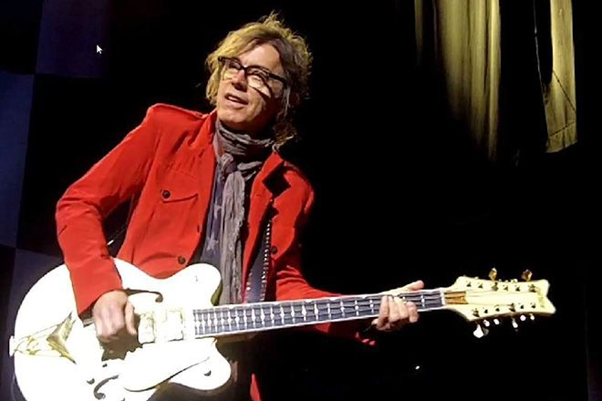 Cheap Trick bassist, Tom Petersson