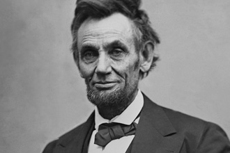 President Lincoln strabismus