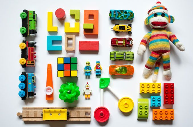 Toys to avoid to keep your child's eyes safe