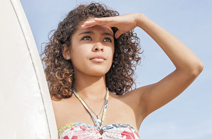 Has UV exposure been linked to eye cancer?