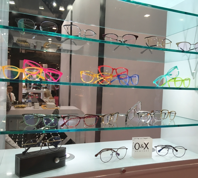 O&X New York eyeglasses