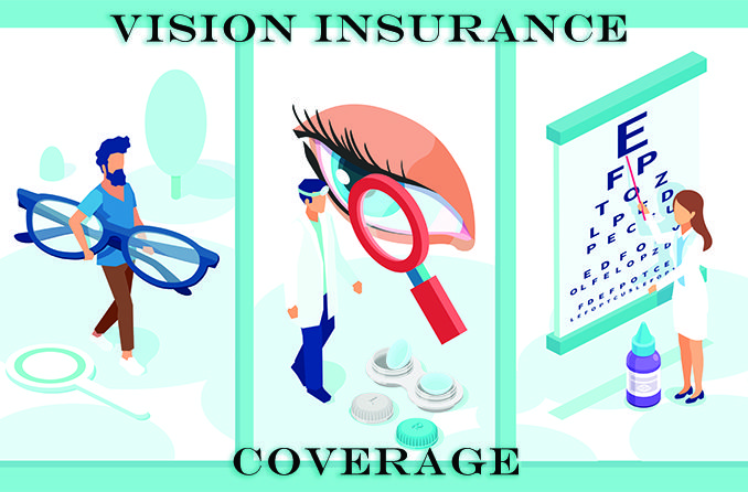 Can I buy eyeglasses or contacts online with vision insurance?