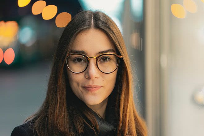 Eyeglass Frames Glasses For Oval Faces All About Vision