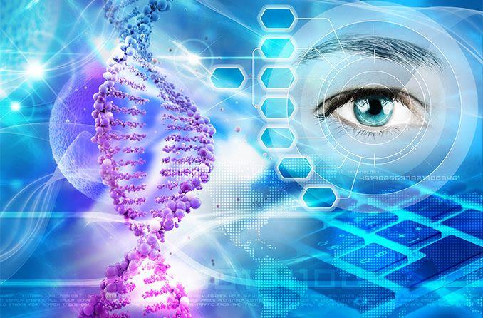 Genetic digital eyeball
