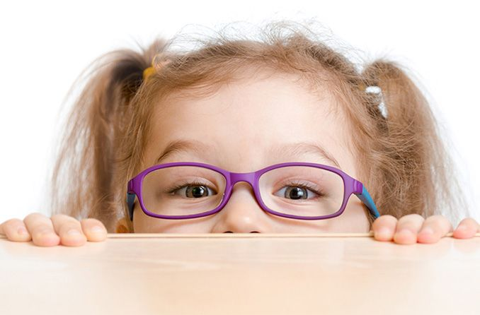 A guide to children's vision problems