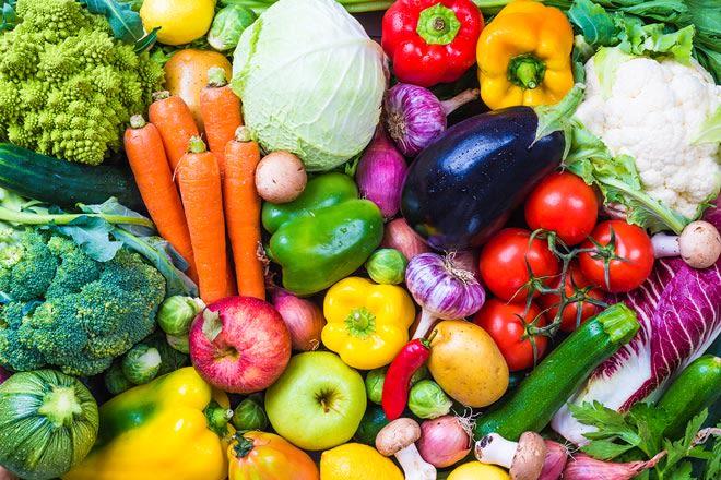 Göz sağlığı için meyve ve sebzeler