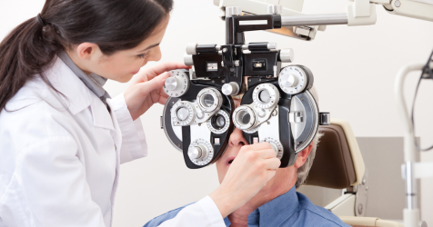 Eye examination procedure: What to expect | All About Vision