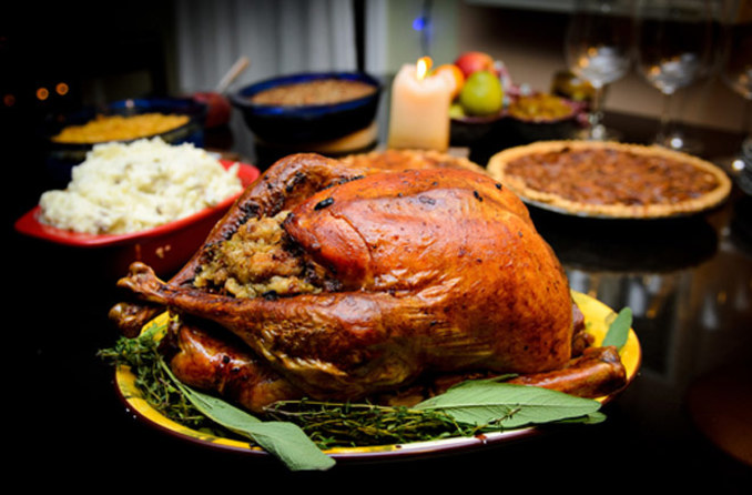 Eye safety tips for a Thanksgiving turkey deep-fry