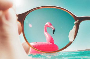 75c5bed1f6 Gafas de sol polarizadas: Observe cómo reducen los resplandores