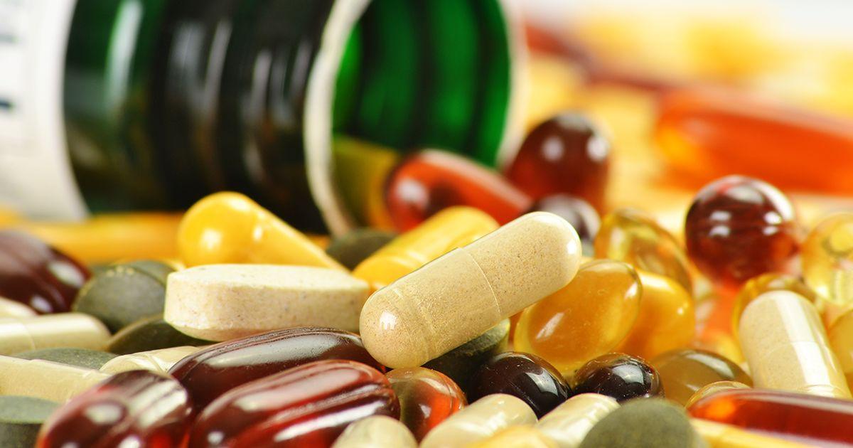 vitaminas y suplementos para los ojos