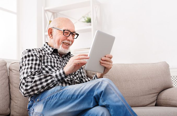 Latest technology to help people with low vision