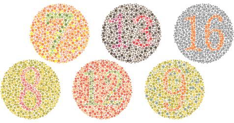 331a381fb4 Prueba de detección de daltonismo | All About Vision