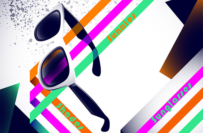 What are other names for sunglasses?