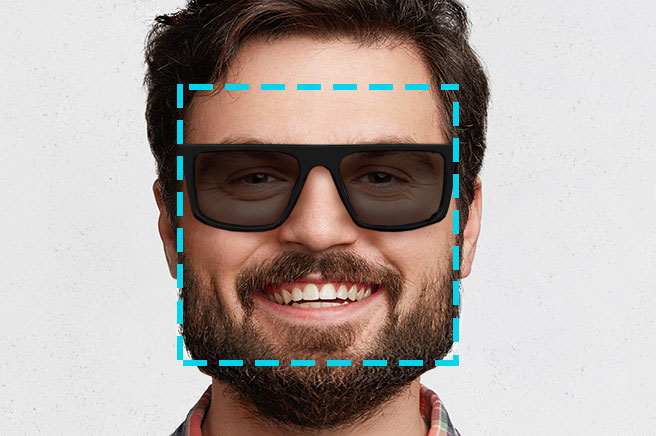 men's sunglasses square face shape