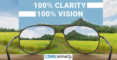 Coolwinks ad for India Hindi homepage