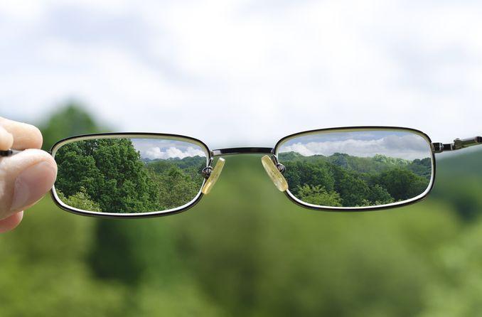 Myopie ist eine andere Bezeichnung für Kurzsichtigkeit