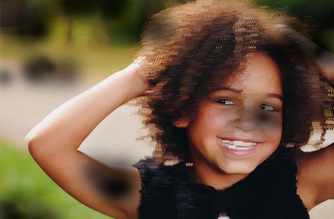 vista borrosa por diabetes en niños