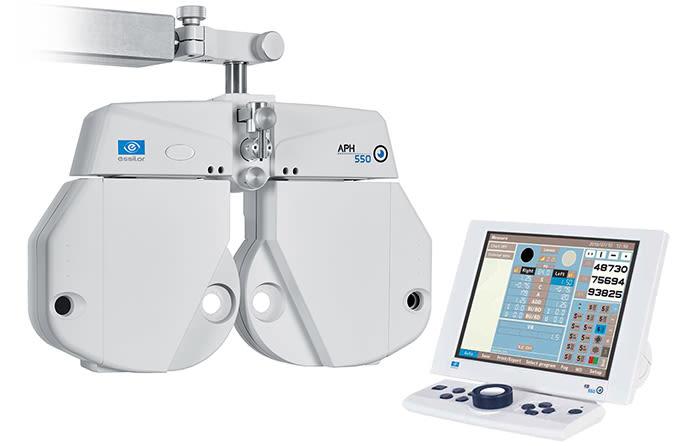 Essilor APH550 digital eye exam