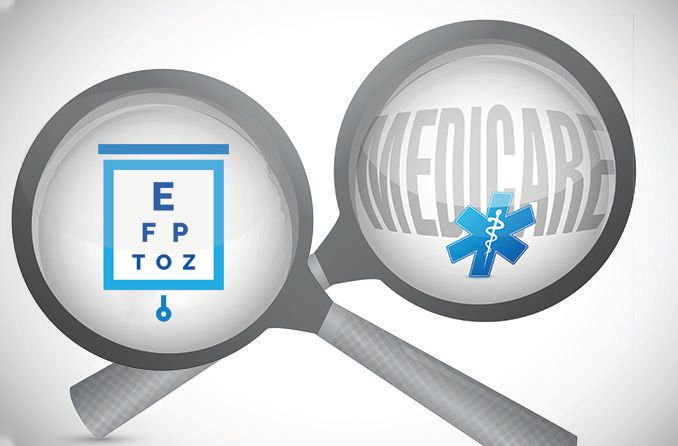 Medicare and eye exams