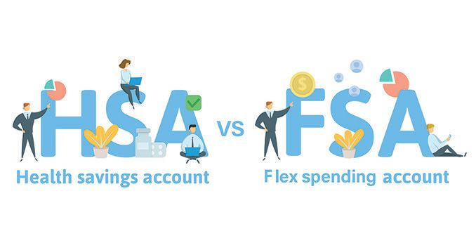 HSA vs FSA illustration