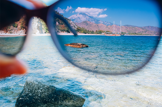 What are the advantages of polarized sunglasses?
