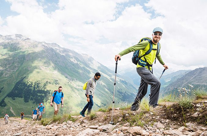 Your guide to the best sunglasses for hiking
