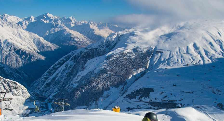 mys-Preseason Opening Event für alle Schweizer Illustrierte Leser und Audi Kunden-Andermatt-Sedrun Sport AG - Ski am Gemstock