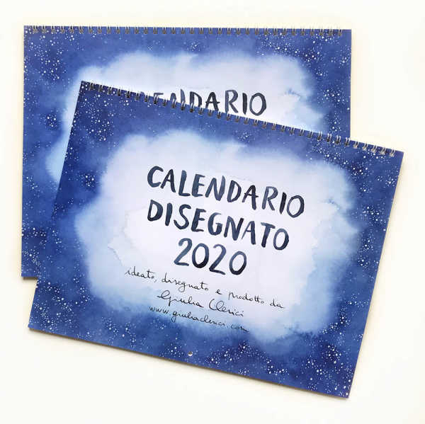 GiuliaClerici_calendario2020cover
