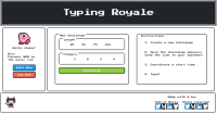 Typing Royale