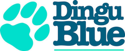 Dingu Blue Logo