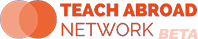 TeachAbroad Network Logo